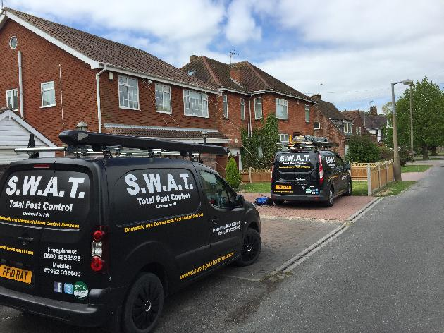 SWAT Pest Control Lincolnshire